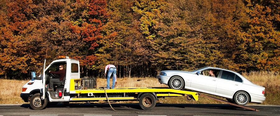 fast towing car recovery