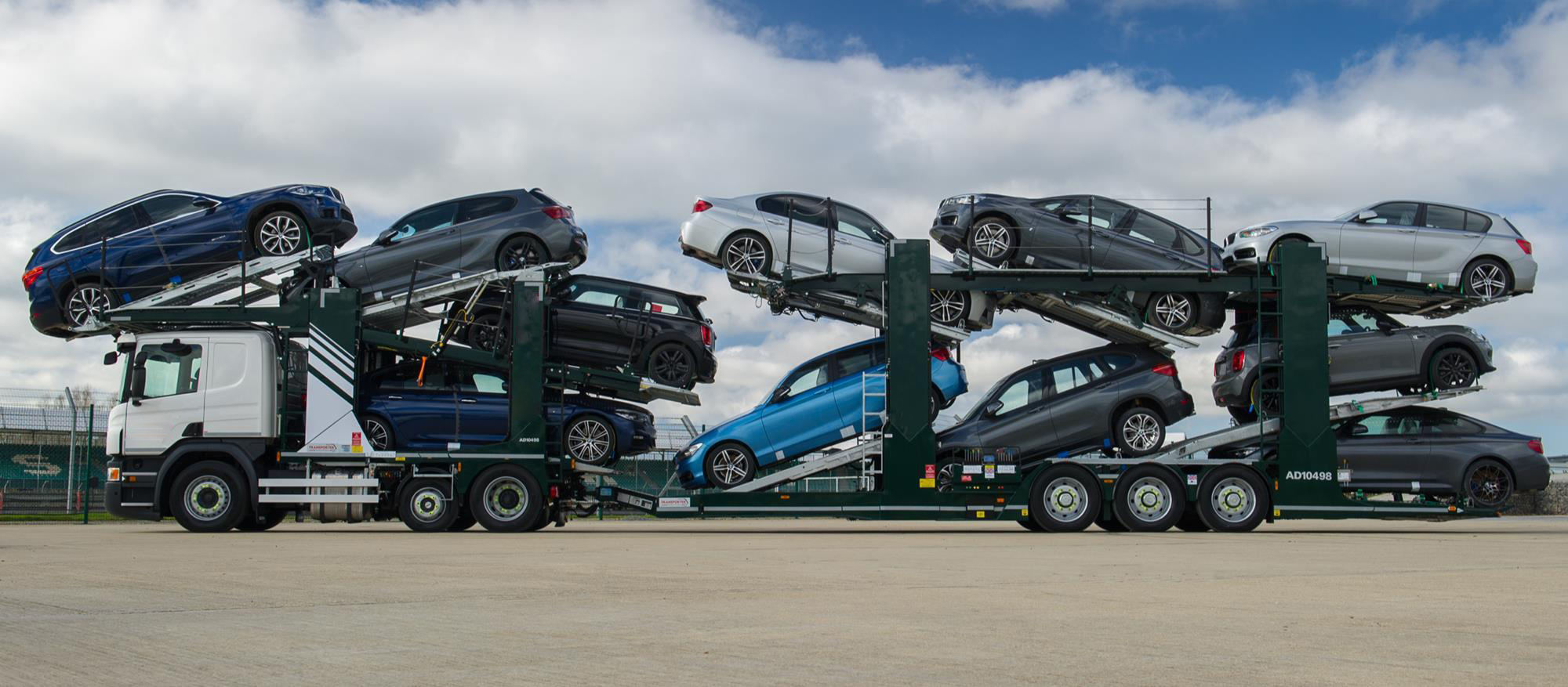 fast towing nationwide car transport