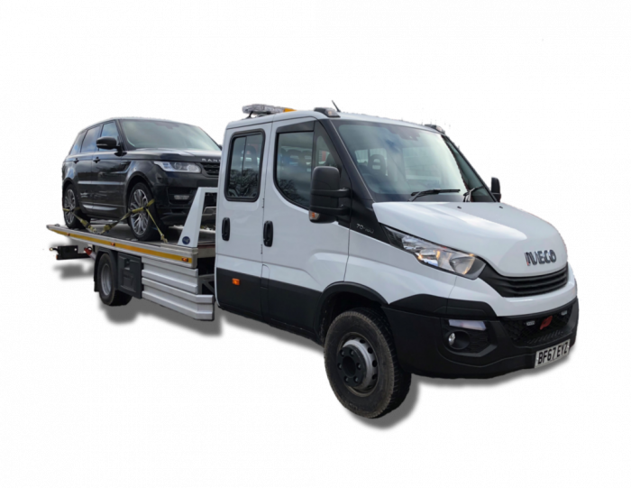 fast towing car recovery services